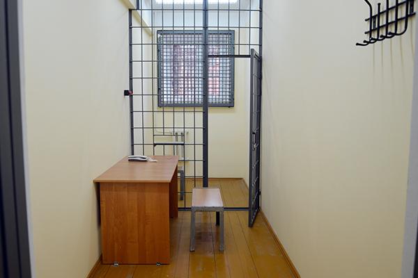 В следственном изоляторе № 1 введены в эксплуатацию новые следственные кабинеты