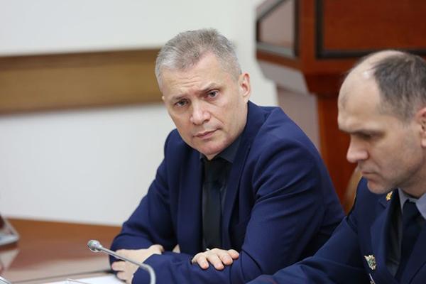 Выступление начальника УФСИН РД Андрея Полякова