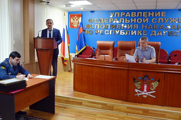 Выступление Министра по нацполитике и делам религий РД Энрика Муслимова