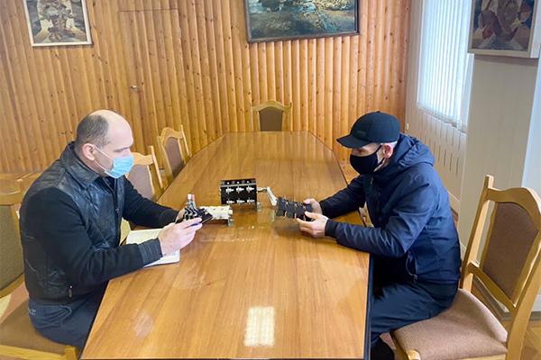 УФСИН и ОАО «Дагэлектроавтомат» обсудили вопросы сотрудничества