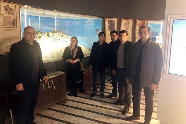 Сотрудники ФКУ ИК-7 посетили Исторический парк
