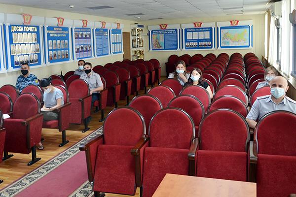 В УФСИН России по Республике Дагестан определили лучшего психолога уголовно-исполнительной системы
