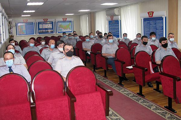 Оперативные подразделения УФСИН и подведомственных учреждений подвели итоги деятельности