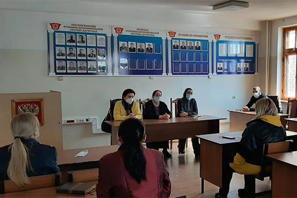 Сотрудники уголовно-исполнительной инспекции и представители институтов гражданского общества провели профилактические мероприятия